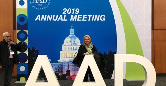 Washington D. C. 2019: tutte le novità in Dermo-Tricologia